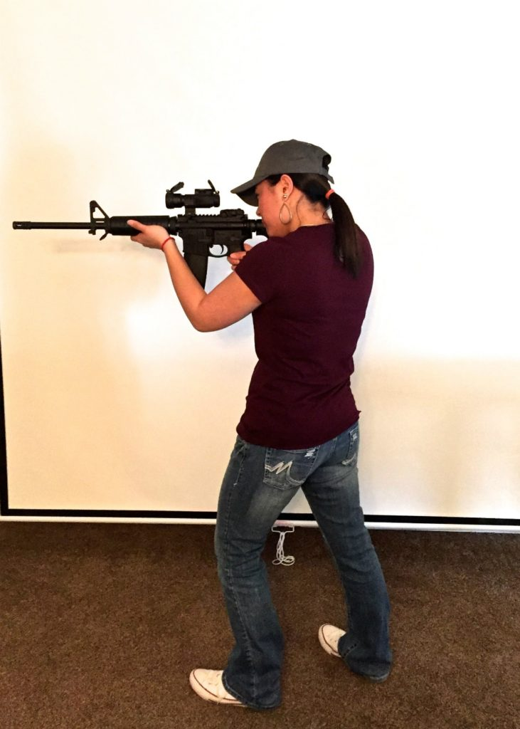Basic Rifle Course Boise-Billie-Shadow Dawg Firearms Academy