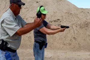 Boise firearms training