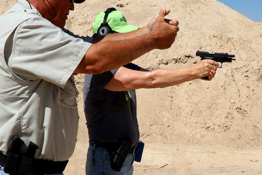 Idaho CCW Classes in Boise-Shadow Dawg Firearms Academy