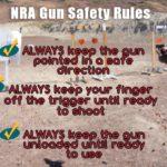 Idaho NRA Classes Gun Safety Rules