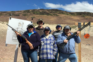 Idaho NRA Classes and NRA FIRST Steps Shotgun