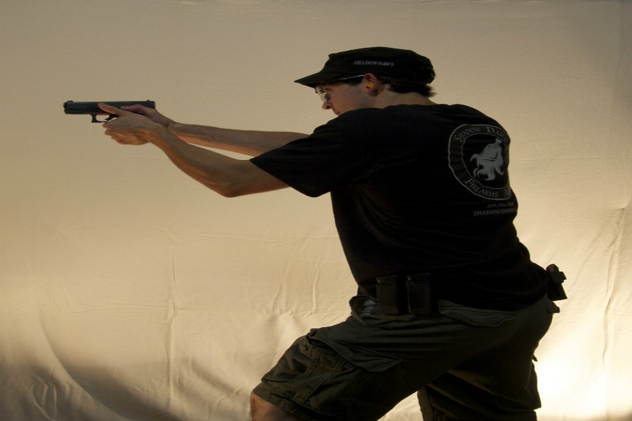 TAC 1Pistol handgun training boise id