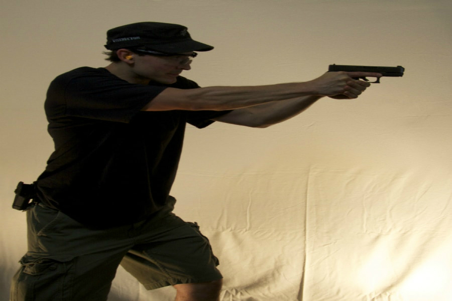 TAC 1Pistol handgun training boise idaho