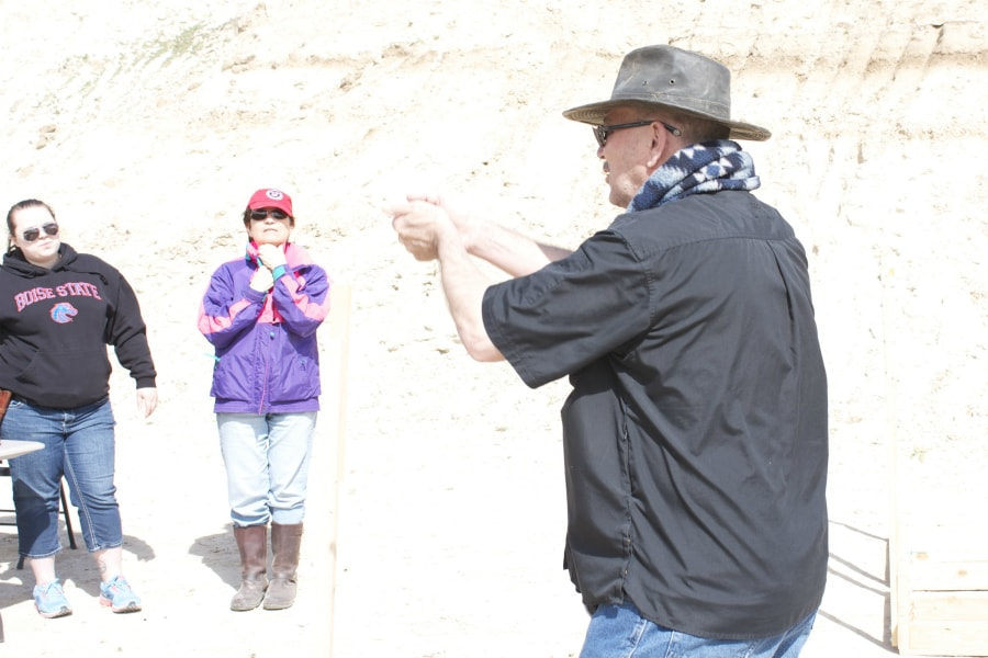 handgun safety education boise