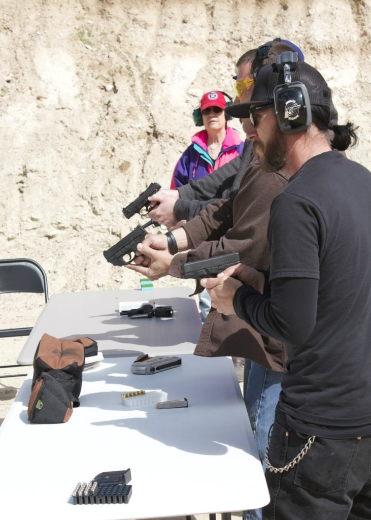idaho firearms classes in boise-step2 instruction