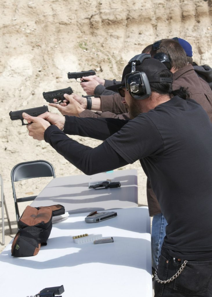 idaho firearms classes in boise-step3 instruction