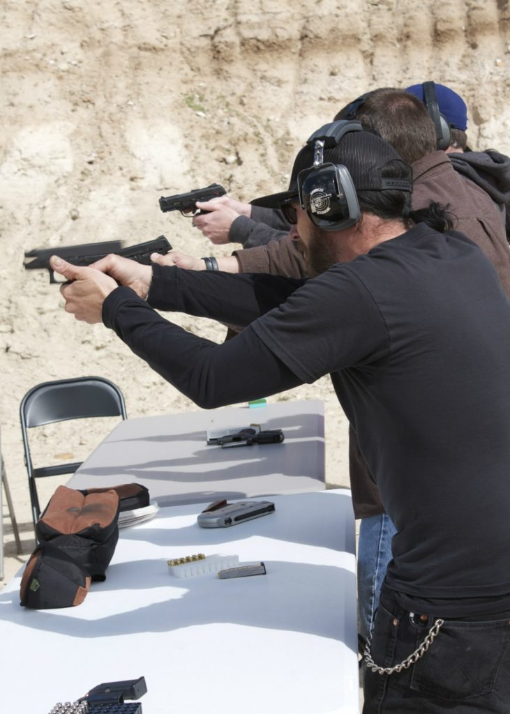 idaho firearms classes in boise-step4 instruction