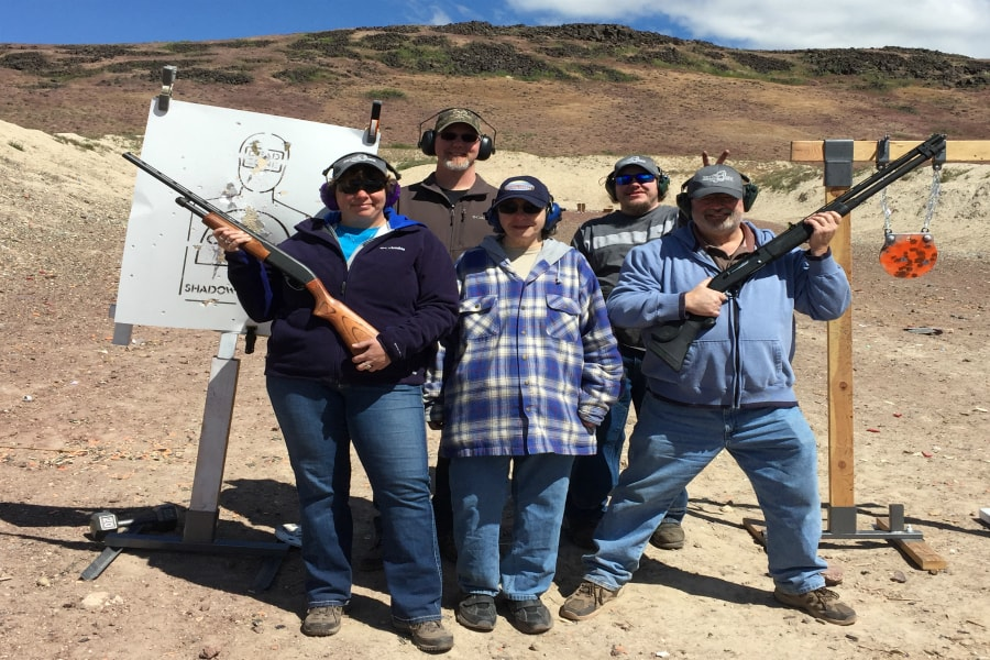 shooting lessons boise idaho