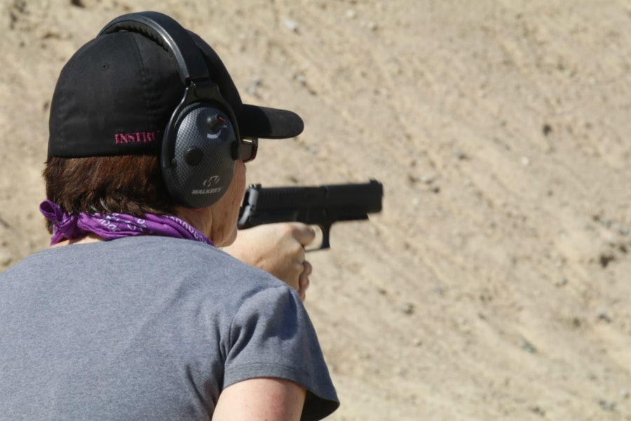 Ladies Only Gun Training