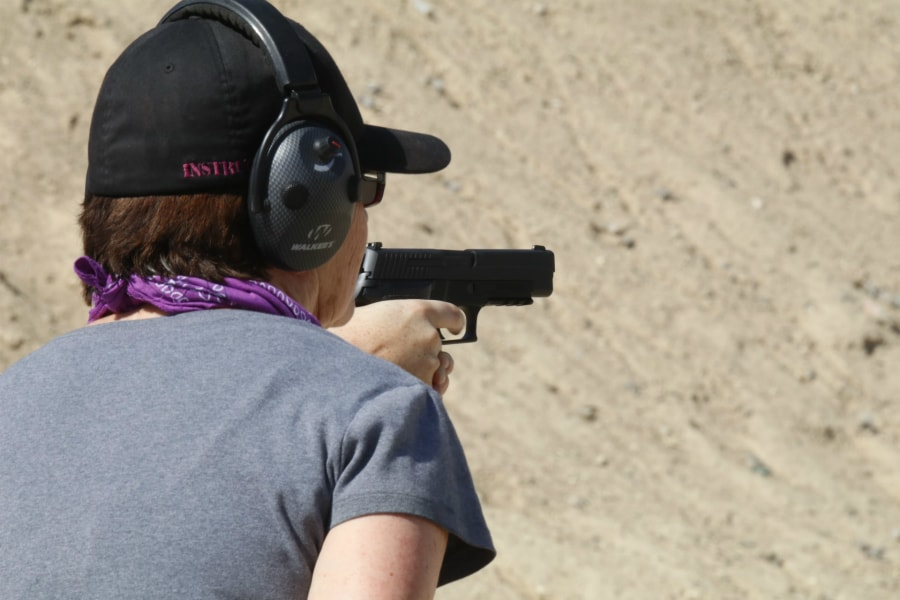 Women Firearms Training