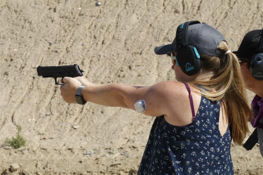 Women Only Pistol Class