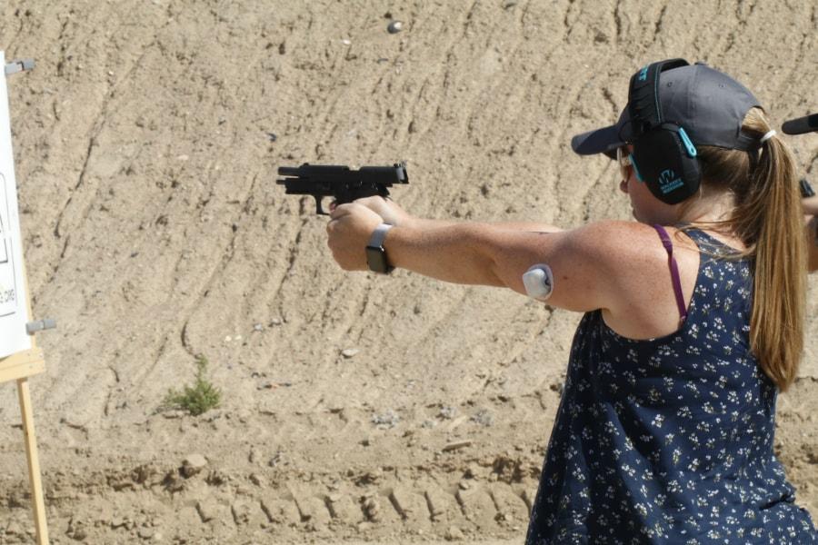 Woman Pistol Class