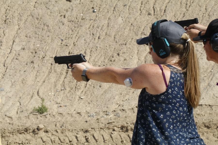 Women Only Firearms Class