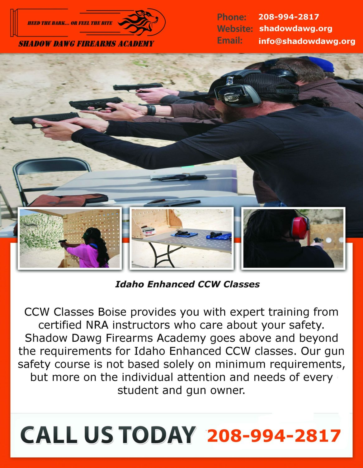 Idaho-Enhanced-CCW-Classes-Boise