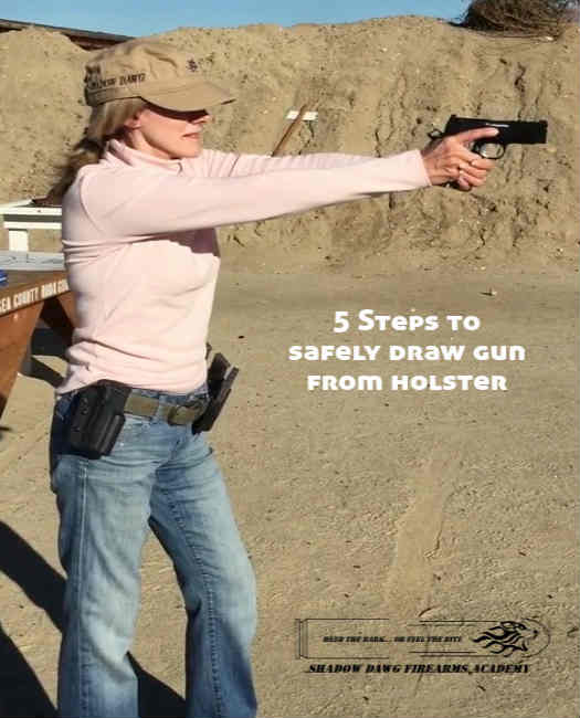 5_Steps_To_Safely_Draw_Gun_From_Holster_Boise