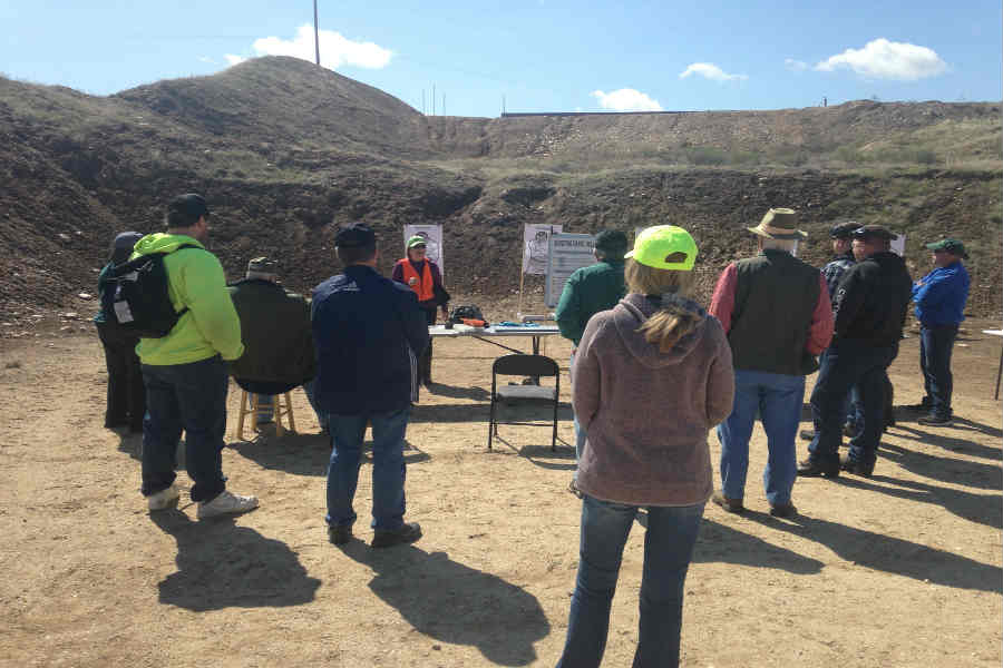 Enhanced Concealed Carry Class Boise 1