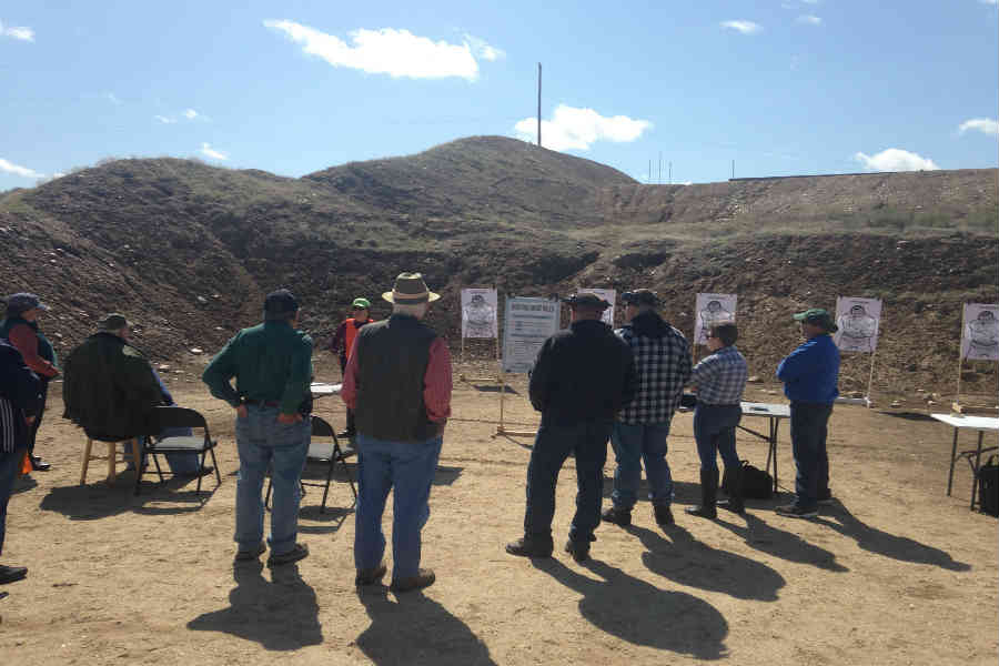 Enhanced Concealed Carry Class Boise 2