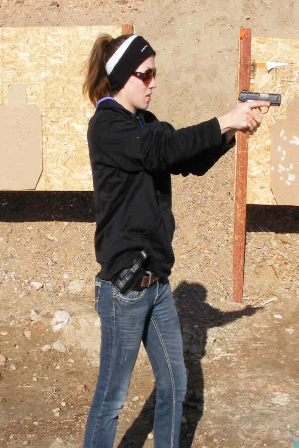 Idaho Enhanced CCW Class 7